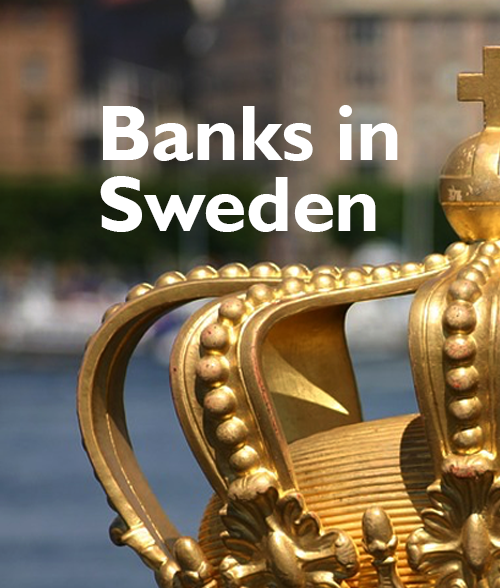 Banks in Sweden